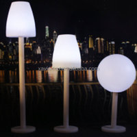 Buy modern wireless remote control dimmable light floor standing ...
