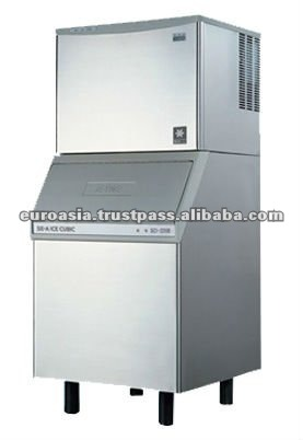 FREEZER - ICE CUBE MACHINE (135KG/24HR)