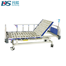 hospital used equipment manual nursing bed for paralyzed patients