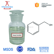 Hot Sell Flavor And Fragrance Benzyl Alcohol CAS:100-51-6