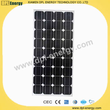 DPL-90M 90w new solar product