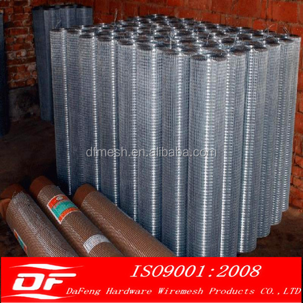 18 Gauge Galvanized Welded Wire Mesh
