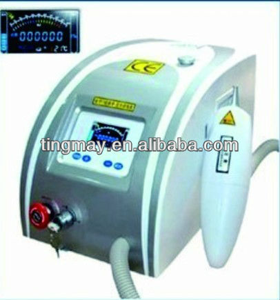 2013 best laser hair removal machine tm-j108