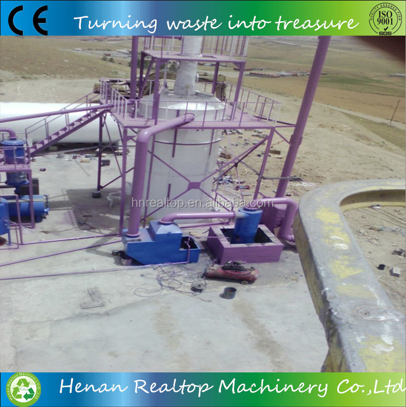 oil mini refinery petroleum refinery equipment for sale used motor oil distillation machines with CE ISO