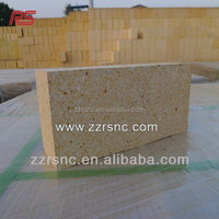 spalling resistance high alumina refractory bricks for cement kiln