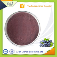Lyphar Manufacturer Supply Herbal Extract Acai Berry Powder