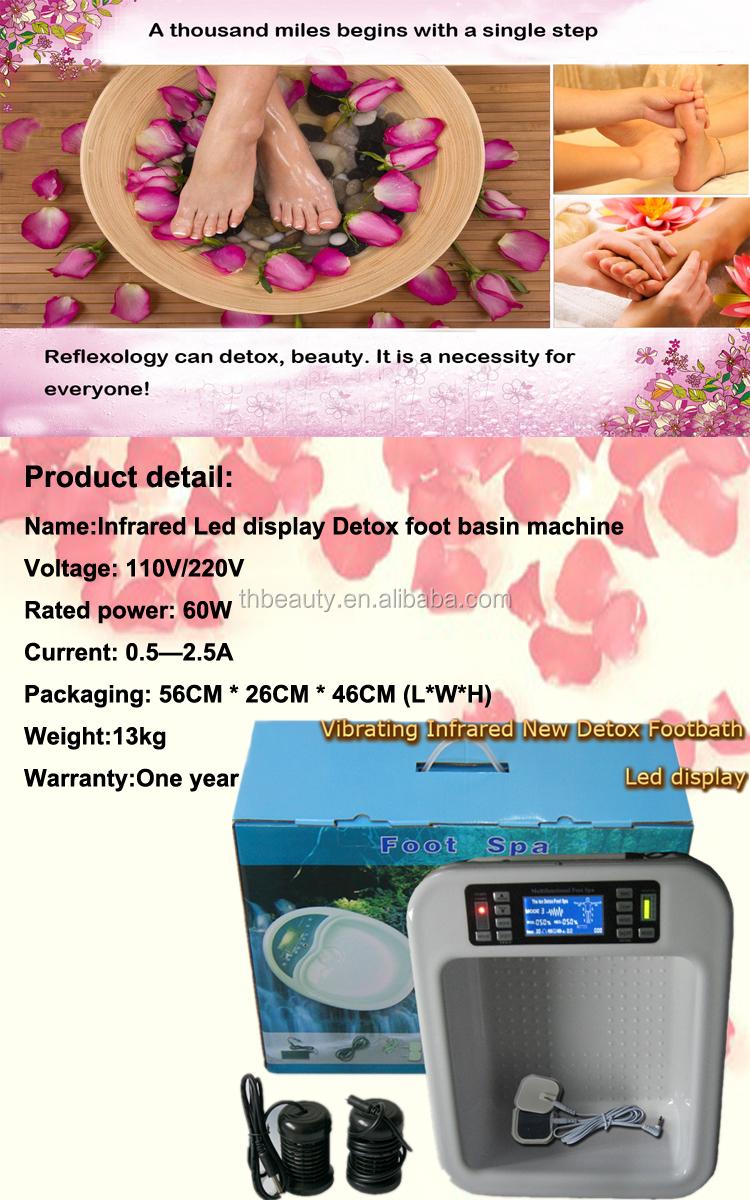 detox foot bath machine buy