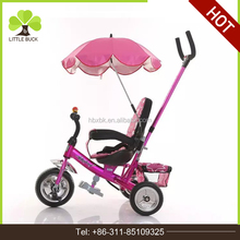 Kids Tricycle 3-Wheeler Buggy / Baby Twist 360 Degree Girl's Tricycle / Toddler Infant Ride on Toy trike for sale