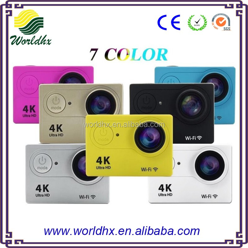 High Quality Full HD 1080 Action Camera 4K