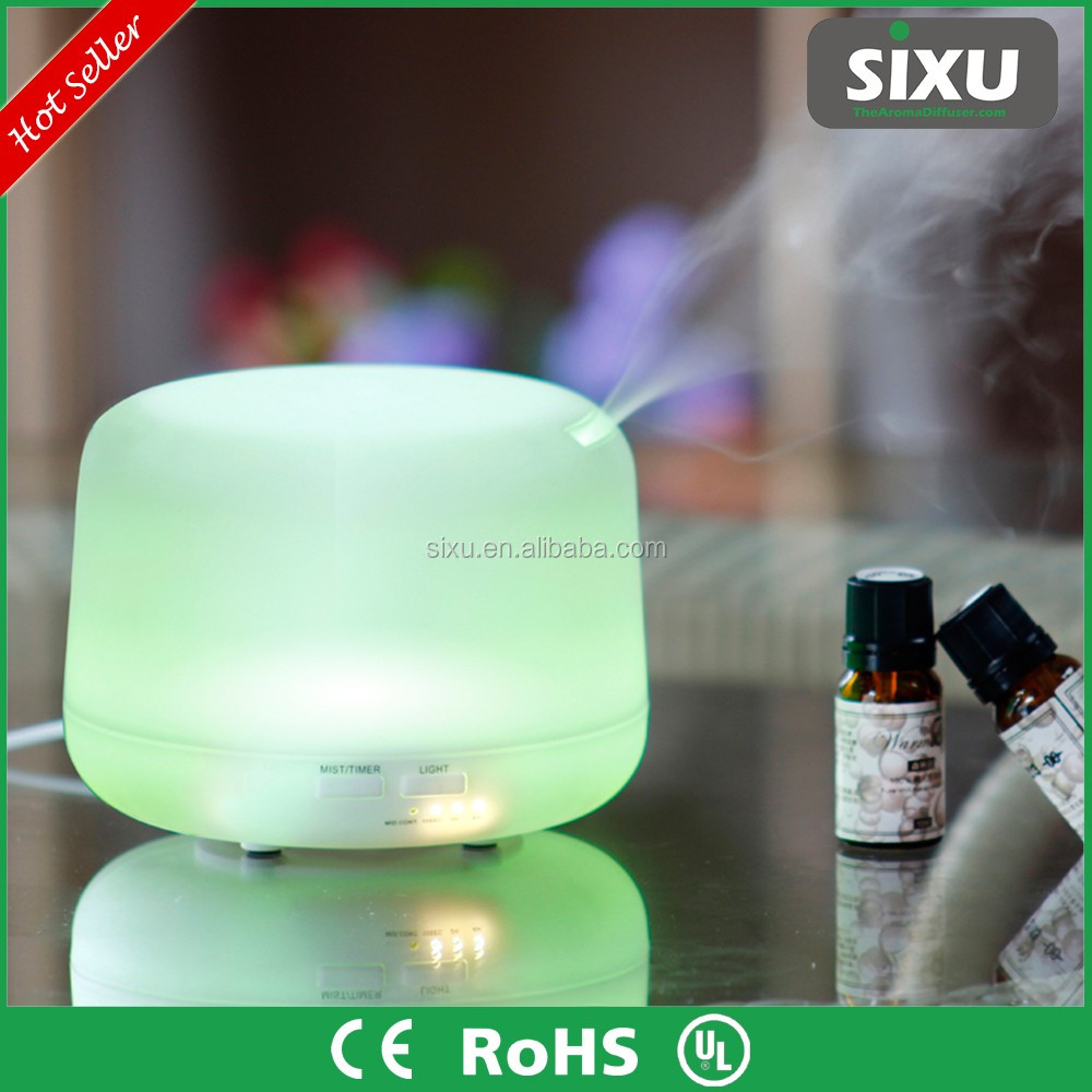 Server room humidifier mini ultrasonic aroma diffuser water mist air purifier