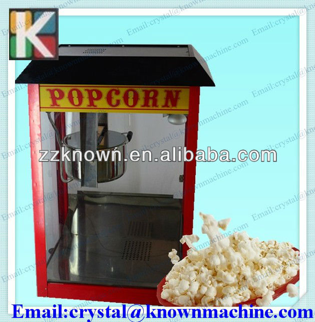 electric 16Oz commerical corn popcorn machine