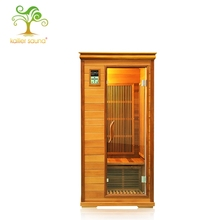 Wooden portable steam shower sauna combos dome