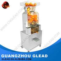 Commercial Automatic Citrus fruit and vegetable juicer machine