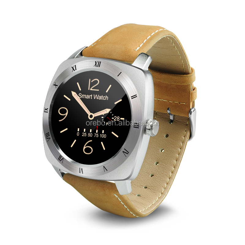 2017 Newest product DM88 android no brand watch phone made in china