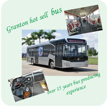 11.5m well designed city bus for public transportation bus GTZ6117 price