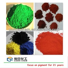 red iron oxide for beton/acid stain concrete/porcelain