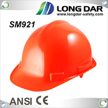 SM921 2017 New Style PP Material workshop cheap safety helmet and caps