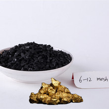 Granular Activated Carbon for Gold Mining