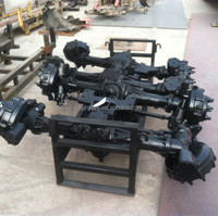 FOTON tractors Front axle assembly