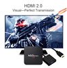 2016 hottest quad core amlogic s905 lcd clock display mxq 2gb ram 16gb rom mxq pro android tv box 4k tv box to watch pron movies