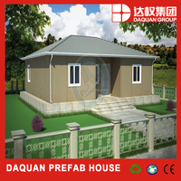 low cost new building material and insulated prefabricated houses 10000 $ houses prefabricated homes