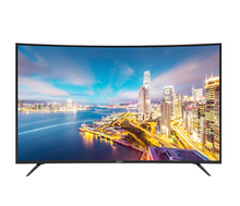 "Factory Price 50""-75"" curved smart tv with wifi"