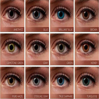 Wholesale natural Comestic Eye Color Contact Lens