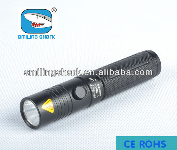 latest China factory rechargeable led pen light with Cree led lighting