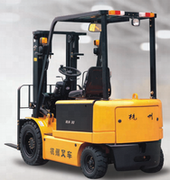 Mini Electric Forklift Truck 1Ton