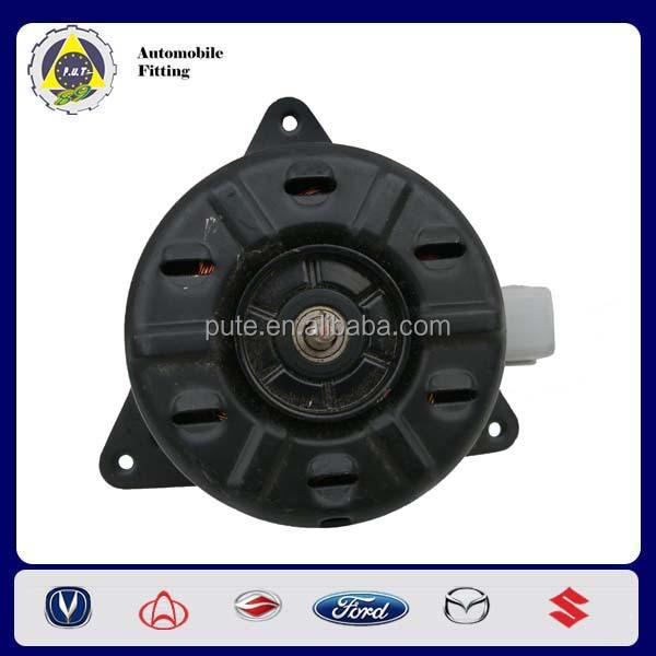 Cheap price auto parts radiator fan motor 12v for suzuki for Radiator fan motor price