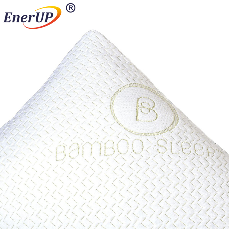 Hotel home comfort bamboo pillow shredded memory foam filling