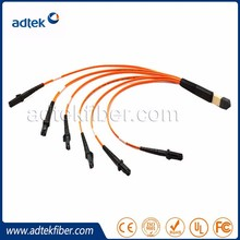Simplex MPO/MTP 12/24/72 Cores Fiber Optic Kabel for FTTH solution