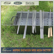 Alibaba China Stainless Steel Barbecue Bbq Grill Wire Mesh Net