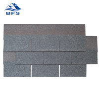 3-tab cheap roof tiles