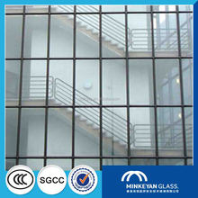 tempered insulated window enery saving double wall glass