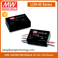 45W 146V Meanwell LDH-45B-350 Constant Current LED Driver 350mA Dimmer