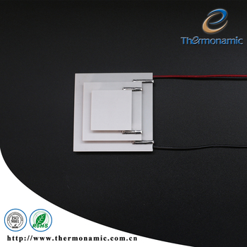 High Temperature Differential Peltier Cooling Module TEC3-127-71-31-09S