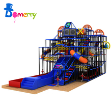 Space Theme Hot Sale Eco-friendly Inflatable Children Indoor Playground