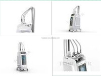 vacuum freezing slimming system for loss weight with 3 handpiece