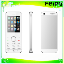 GSM 2.4 inch znic alloy TV 32+32 memory TV dual sim feature mobile phone