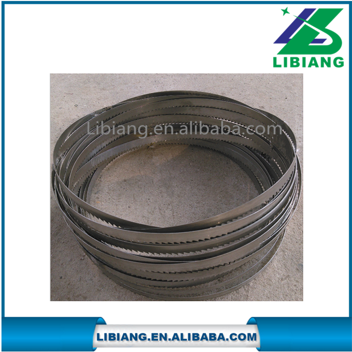 wood cutting band saw blade