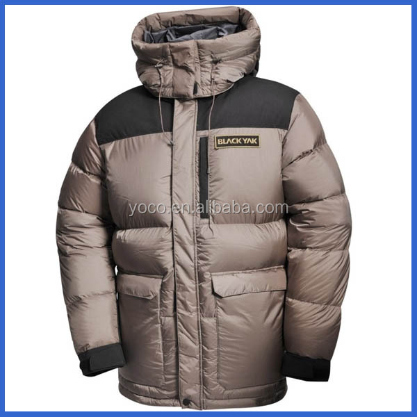 Fishing Wear Men Winter Coat