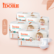 soft disposable baby diapers wholesale manufacturers in china