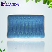 Lacing Designs Water Cool Gel Memory Foam Pillow