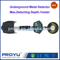 1 Meter Max Detecting Depth Underground Metal Detector with Metal and Burial Depth Display PY-MD3010