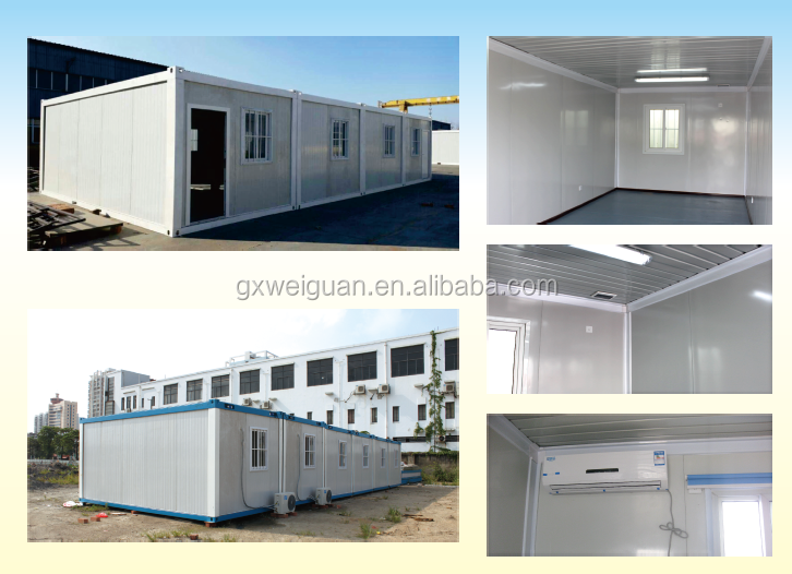2016 Prebuilt container house