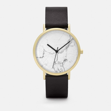 Elegant Lady Fashion Watch Simple Design Marble Dial Ladies Fashion Watches Latest
