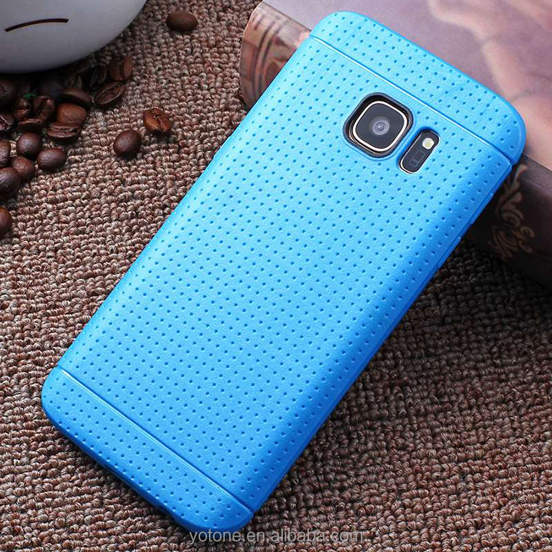Wholesale soft beautiful mobile phone back cover case for samsung galaxy s7 s7 edge