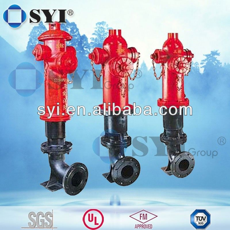 irrigation and fire hydrants - SYI GROUP