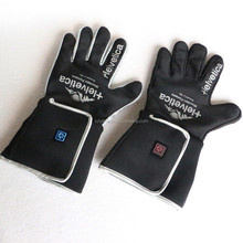 New Battery Microwave Heated Gloves Black
